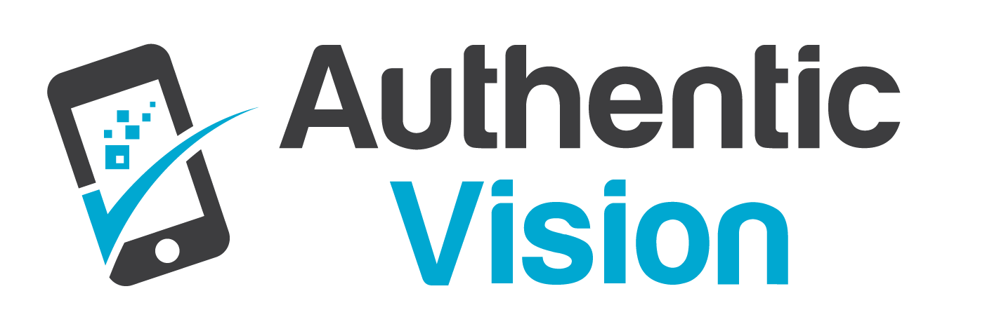 Authentic Vision Retina Logo