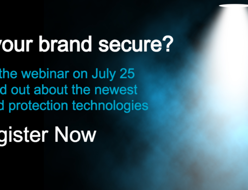 Join Us July 25 to Learn About the Newest in Brand Protection Solutions