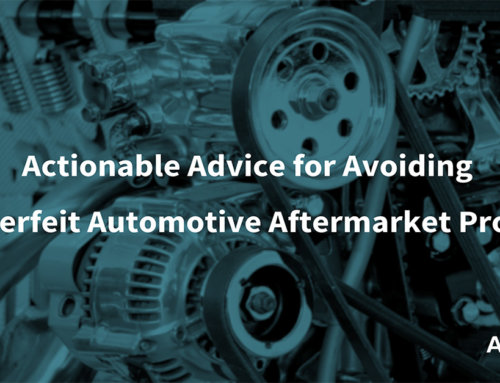 Actionable Advice for Avoiding Counterfeit Automotive Aftermarket Products