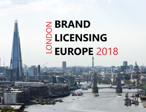 Authentic Vision Brand Licensing Europe 2018 Wrap-up