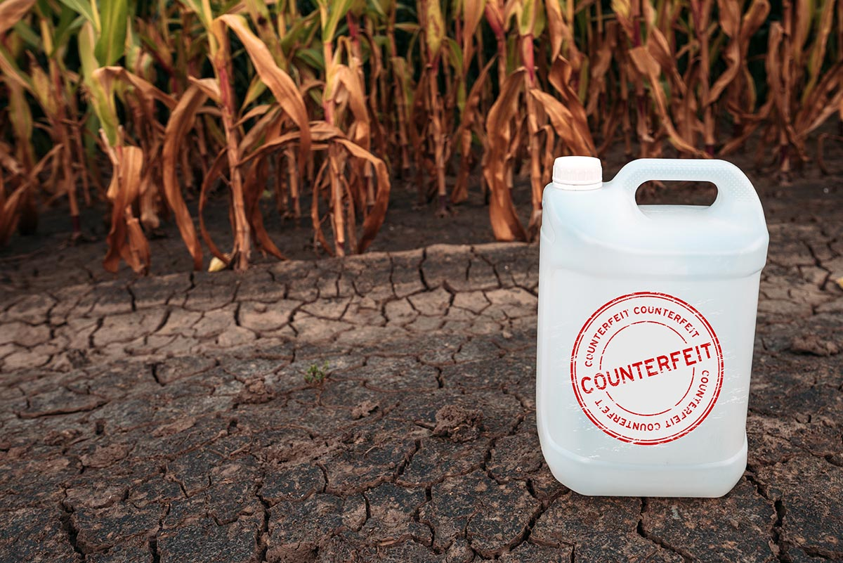 Counterfeit Agro-Chemicals