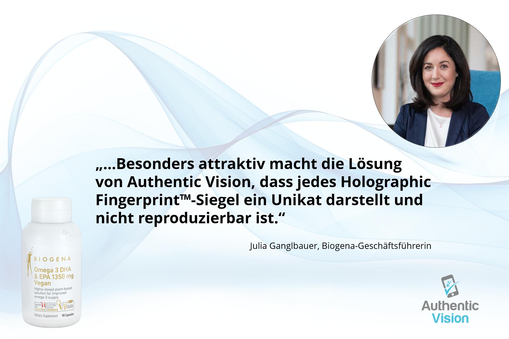 Biogena-Julia Ganglbauer