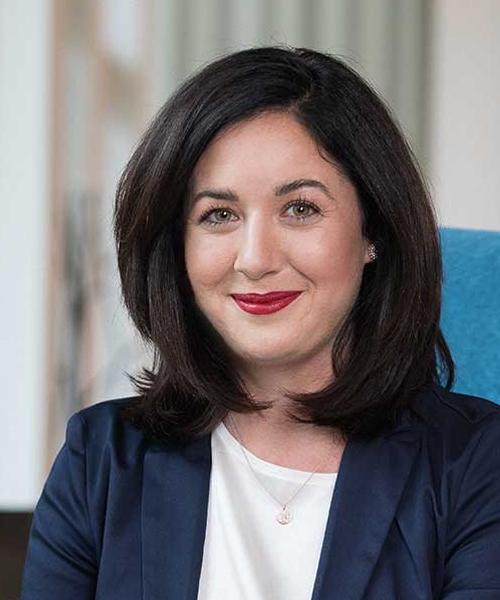 Biogena-Geschäftsführerin Julia Ganglbauer